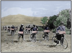 Bicycle Troops